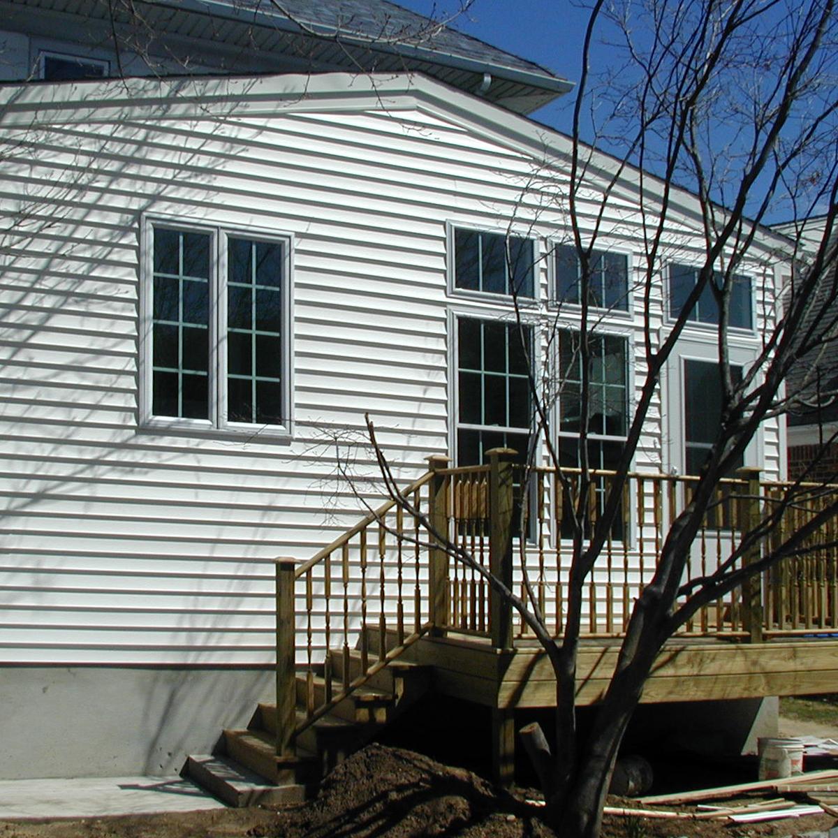 MR Architect House Enlargement, Ranch Addition